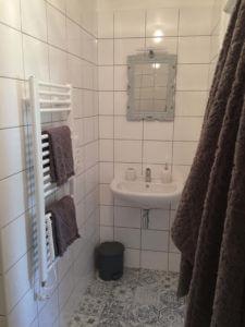 Apartmán č. 1, koupelna