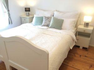 Apartmán č. 1, postel